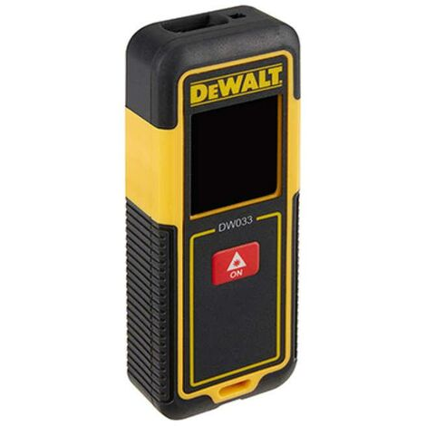 DeWALT DW033-XJ 30 Metre Laser Distance Measurer