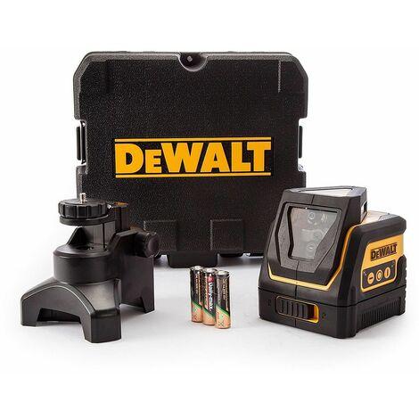 DeWalt DW0811 Láser autonivelante en maletín - 360° - 15m