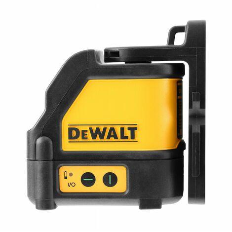Dewalt DW088 - Nivel láser cruz
