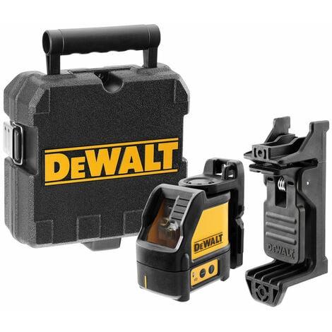 Dewalt DW088CG Green Beam Cross Line Laser with Carry Case