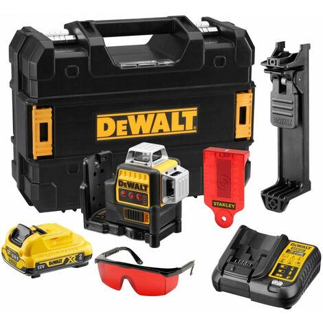 Dewalt DW089 - Nivel láser 360º