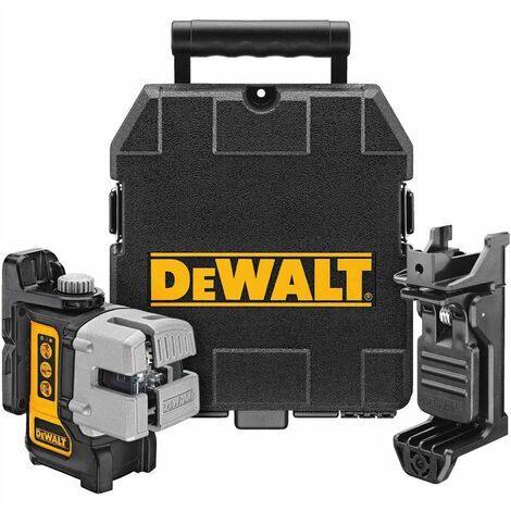 """main image of """"DeWalt DW089K Laser multi-lignes avec auto-nivellement dans mallette - 3 lignes"""""""