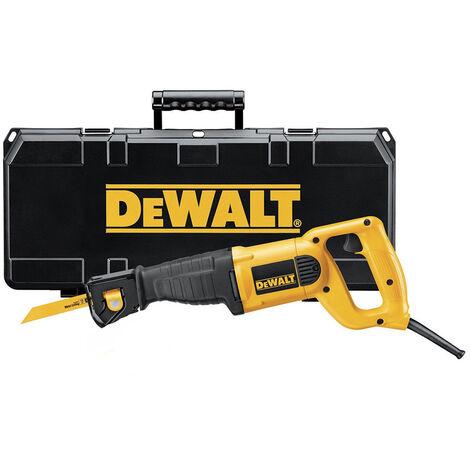 DeWALT DW304PK Scie sabre électrique 1050W avec Coffret