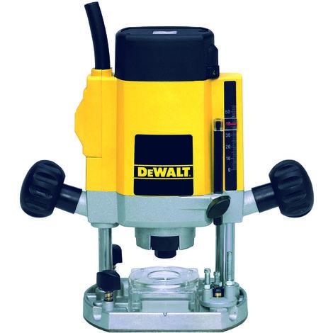 DeWALT DW625E Elektronik Oberfräse Fräsmaschine 2.000 W