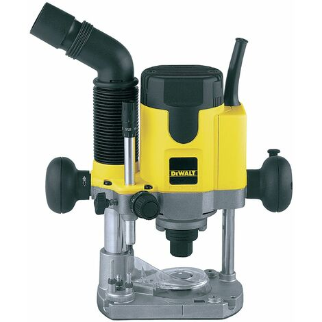 Dewalt DW621-QS Fresadora 1.100W - 24.000 rpm (6-8mm) - Electrónica