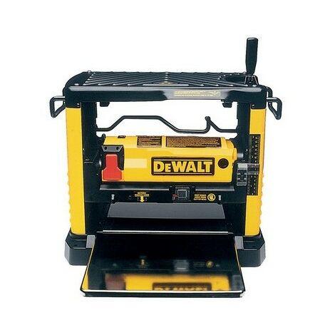 DeWalt DW733 Portable Thicknesser 315mm Blade Width 1800 Watt 240 Volt