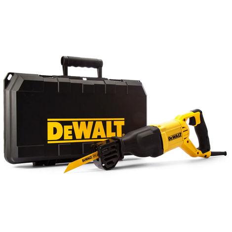 Dewalt DWE305PK Reciprocating Saw 240V In Carrying Case