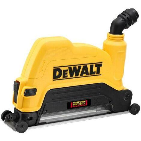 "main image of ""DeWALT DWE46229-XJ 230mm Angle Grinder Concrete Cutting Guard"""