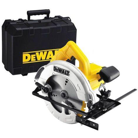 DeWALT DWE560K Scie Circulaire électrique 1350W Ø 184 mm avec coffret