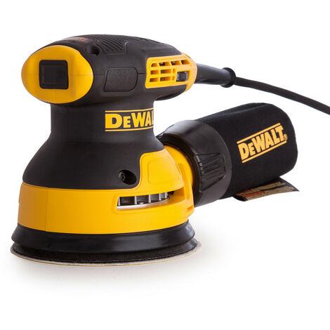 DeWalt DWE6423 125mm Random Orbit Sander 280 Watt 110 Volt