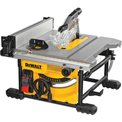 Dewalt DWE7485 110V 210mm Compact Table Saw 1700W
