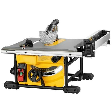 DeWalt DWE7485 210mm Compact Table Saw 1850W 240V