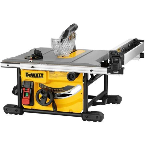 DeWALT DWE7485-GB Compact Table Saw 240v