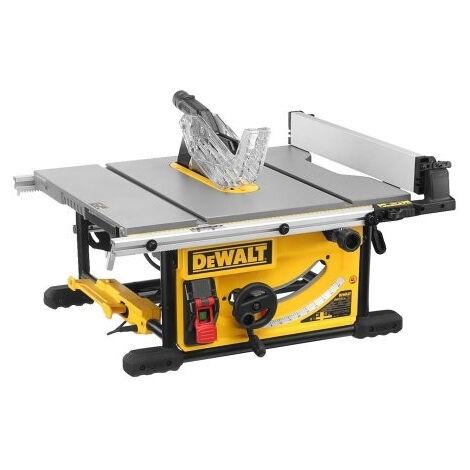 Dewalt DWE7492 - Scie à table - 2000W - 250 x 30mm
