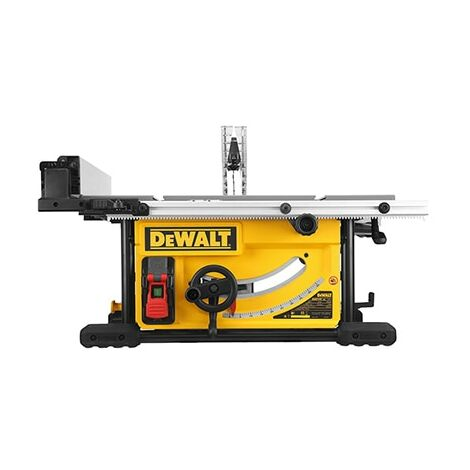 Dewalt DWE7492 SCIE · TABLE 250MM 2000 W lame carbure 24 dents