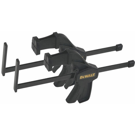 DeWalt DWS5026 Plunge Saw Clamps for Guide Rail