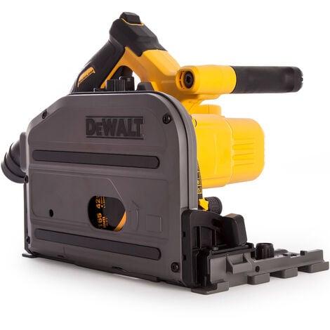 Dewalt DWS520KTL 165mm Plunge Saw 1300W 110V No Guide Rail