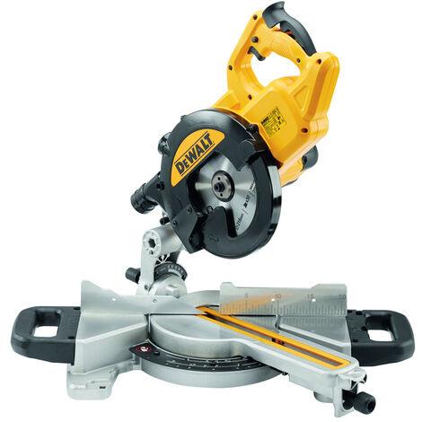 DeWALT DWS774 Scie à onglets radiale 1400W Ø216mm avec XPS successeur de DW770