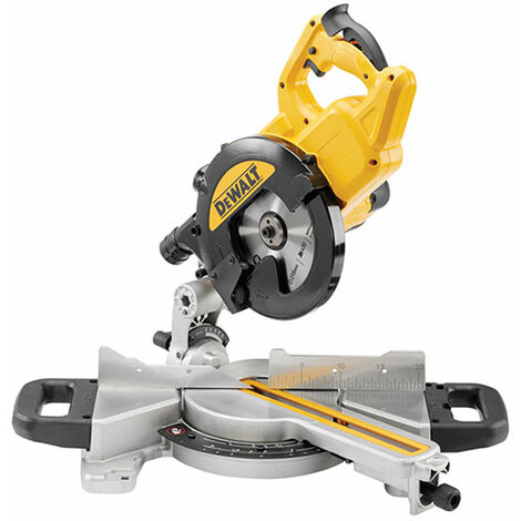 DeWalt DWS774 XPS Slide Mitre Saw 216mm 1400W 240V