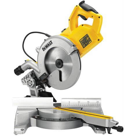 DeWalt DWS778 250mm Mitre Saw 1850 Watt 240 Volt