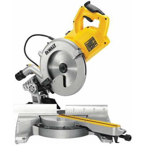 DeWalt DWS778-LX 250mm Mitre Saw 1850 Watt 110 Volt