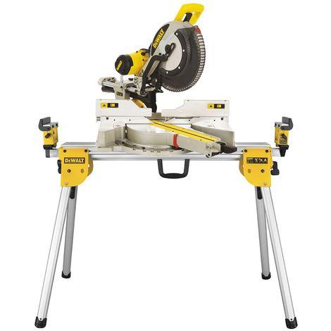 DeWalt DWS780XPS Scie à onglets radiale 1675W - 305mm + Piètement DE7033