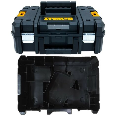 Dewalt DWST1-70703 TStak Drill Power Tool Storage Box T-STAK for DCD996 DCF887