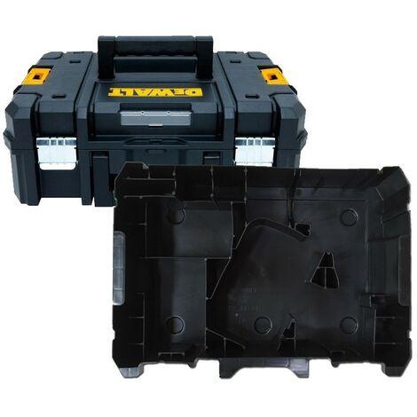 Dewalt DWST1-70703 TStak II Power Tool Storage Box T-STAK + Drill / Impact Inlay