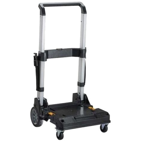 DeWalt DWST1-71196 T-Stak Portable Collapsible Trolley with Handle