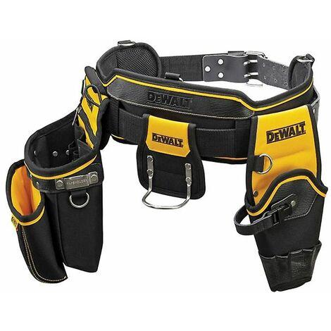 Dewalt DWST1-75552 Cinturón de herramientas - 3 compartimentos - 120 x 590 x 390 mm