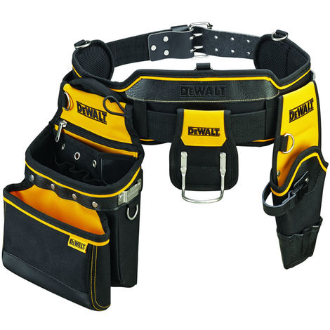Dewalt DWST1-75552 Heavy Duty Tool Belt Pouch and Hammer Loop