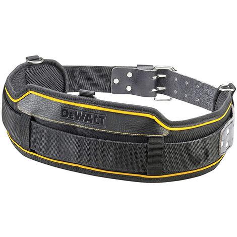 Dewalt DWST1-75651 Heavy Duty Nylon/Leather Tool Belt