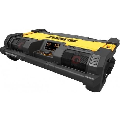 Radio de chantier DEWALT TOUGH SYSTEM - Sans batterie - DWST1-75659