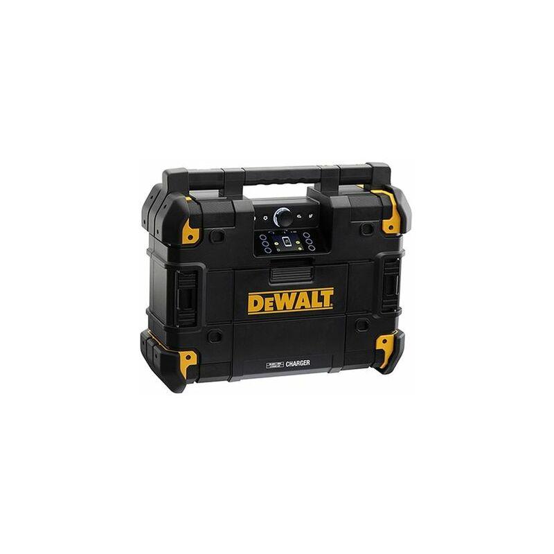 DEWALT Radio de chantier Bluetooth TSTAK XR 10.8V/18V/54V solo - DWST1-81078