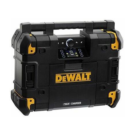 DeWALT DWST1-81078 Radio chantier batterie/r'seau Fonction de recharge 10,8-54V