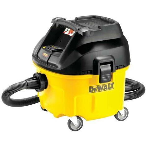Dewalt DWV901L-QS Aspirador - 1400W - Clase L - 30L
