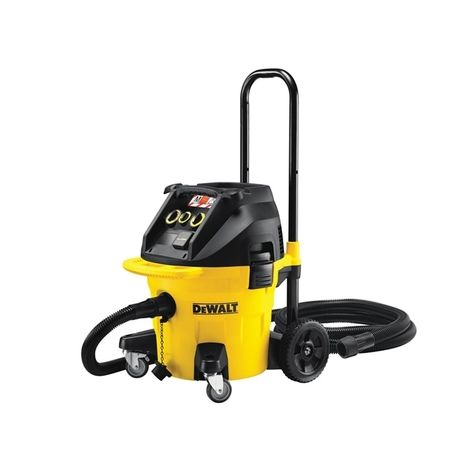DeWalt DWV902M M-Class Next Generation Dust Extractor 1400 Watt 110 Volt