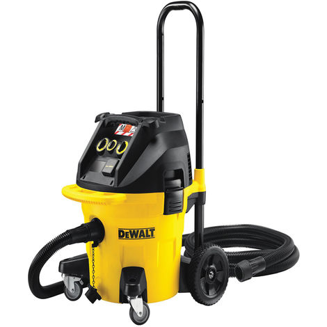 Dewalt DWV902ML M-Class Next Generation Dust Extractor 1400W 110V:110V