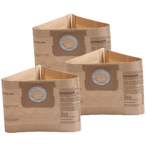 DeWalt DXVA25-4240 Dust Bag for 08001 Pack of 3