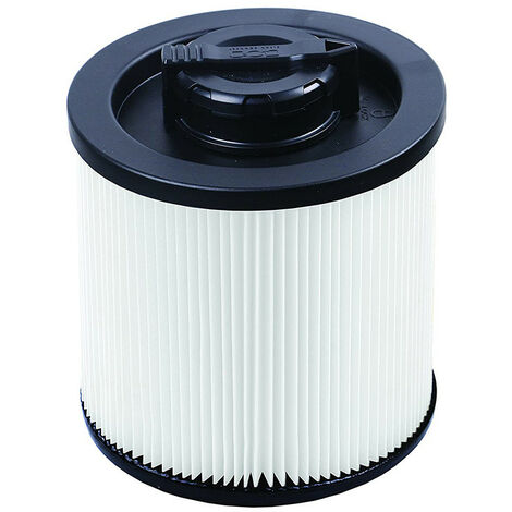 DeWalt DXVC4001 Regular Cartridge Filter-4 gal, White