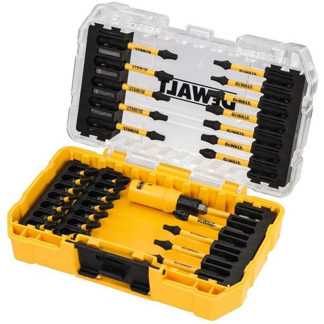 DeWalt EXTREME Toughcase Schrauberbit-Set 31tlg. - DT70745T-QZ