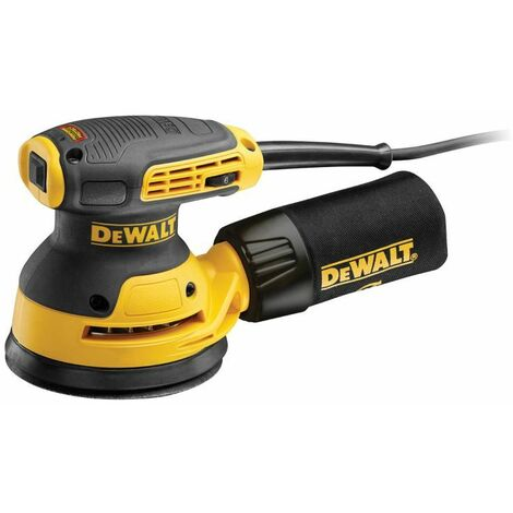 DeWalt Exzenterschleifer 125 mm, 280 Watt - DWE6423-QS