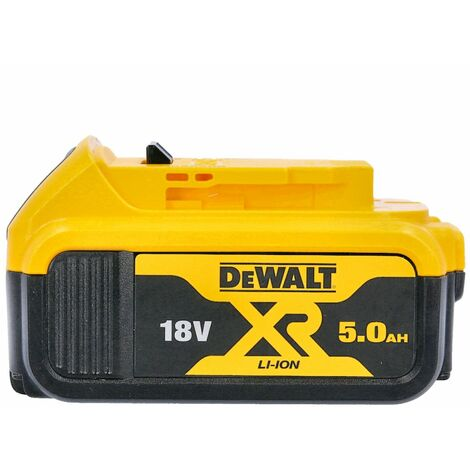DeWalt Genuine DCB184 18V XR 5.0Ah Lithium-Ion Battery