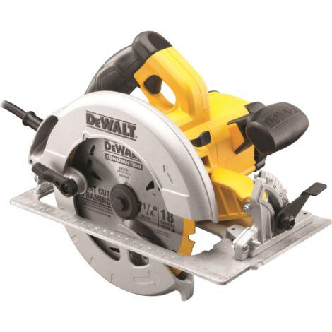 DeWALT Handkreissäge DWE575K, gelb, 1.600 Watt