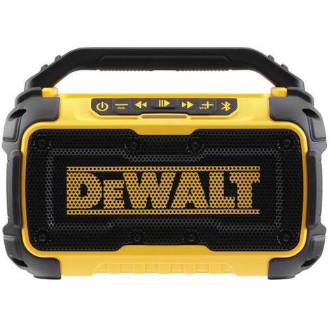DEWALT HAUT-PARLEUR BLUETOOTH XR DCR011