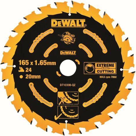 DeWALT Lame de précision KSB 165x20 40 WZ 18° pour DWE550 - DT10301-QZ