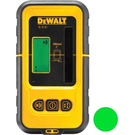 DeWALT Laser-Empfänger DE0892G-XJ - Empfänger für Laser mit grüner Diode DCE0811D1G, DCE088D1G, DCE089D1G - Reichweite 60 m DeWALT - 2591