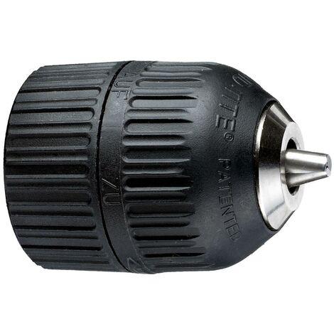 """DeWALT Mandrin sans clé 2 bagues métal avec mors en carbure 1.5-13mm 1/2"""" x 20UNF"""