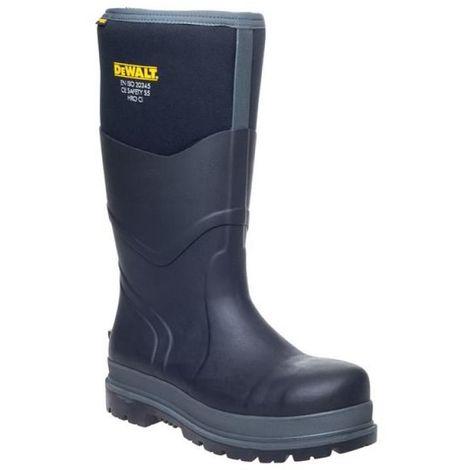 Dewalt Mens Hobart Heavy Duty Safety Wellington Boots