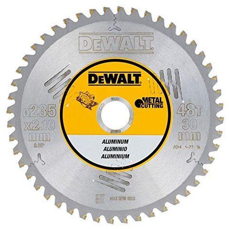 DeWalt Métal de lame de scie circulaire 216/3048tfz-5 pour aluminium, dt1914de QZ